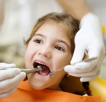 Pediatric Dentist Patient