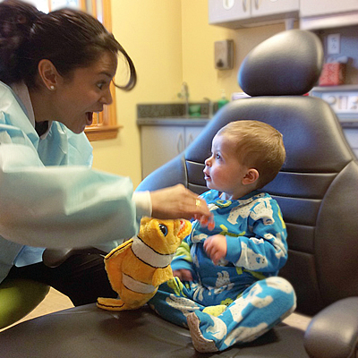 Dental Care for Infants